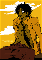 Luffy_001 by meissdes