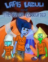 Lapis Lazuli and the Sea of Corrupted by SsjGokux20