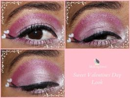 Sweet Valentines by MakeupSiren