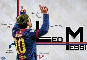 Leo Messi Wallpaper by thenextlover