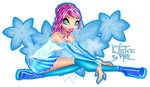 COM Irice  Fairy Of Precious Stones And Minerals by MkE7