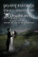 .:Her Valentine: the embrace by DeathLovers