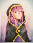 The Witch of Beelzenia - watercolors by UglyTree