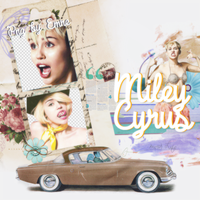 Miley Cyrus Png Pack by EmreHazar