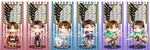 [SAMPLE]Bookmarks of Attack on Titan by DrawHui