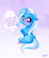 Tsundere Trixie by iMoshie