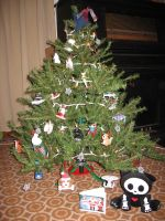 Christmas Tree 2010 by BlueRockAngel