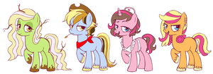 Candelicious kids by Pikokko