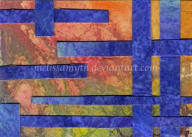 Abstract Weave by melissamyth