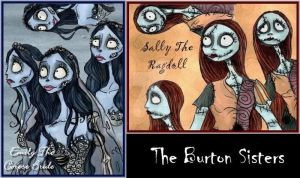 The Burton Sisters by Lily-pily