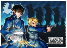 FMA- Mustang's men by Goldman-Karee