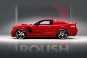 Roush Mustang by lovelife81
