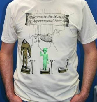Museum of Supernatural History by BangBangTshirts