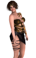 Denise Wonder's trying out a new outift by ilexx5