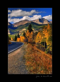The Roads Of Autumn by kkart