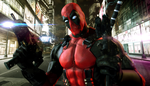 Deadpool's Ludicrousness by LordHayabusa357