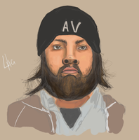Another beard guy by FortyFourArrows