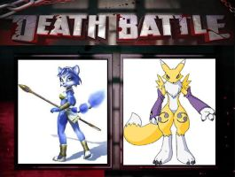 DEATH BATTLE Wishlist No.36 by IronBloodAika