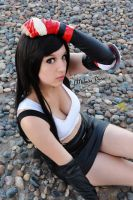 Tifa Lockhart Cosplay - Final Fantasy 2 by MelodyxNya