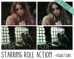 Starring Role action by asweetgiirl