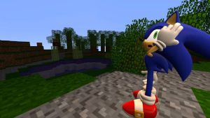 Sonic may have gotten lost by EpicScorz