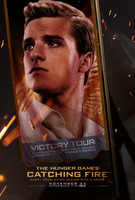 Catching Fire: Victory Tour - Peeta Mellark by TributeDesign