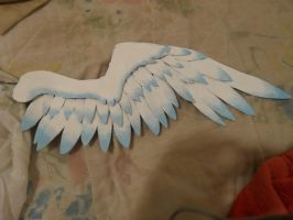 Cosplay wing? by xMissPanda