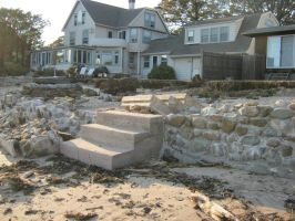 Hurricane Irene Damage by ZachtheHurricane