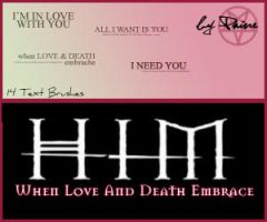When Love And Death Embrace by NemesisDivina666