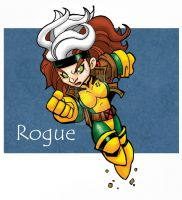 Rogue by badgerlordstudios