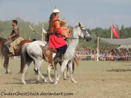 Hungarian Festival Stock 041 by CinderGhostStock