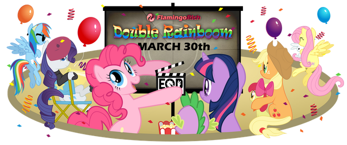 Double Rainboom Official Trailer + Release Date by FlamingoRich