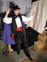 Magician 2 by Robriel-Stock