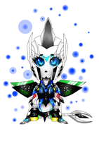 Chibiformers: Orion by Orion-Cross