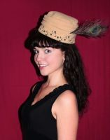 Vintage Hat by Silendra