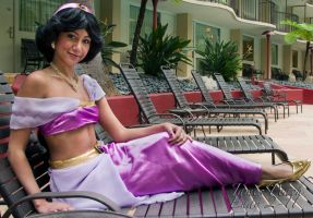 Princess Jasmine by Endymius