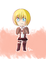 Armin by MizutheMage