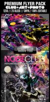 Art, Photography Club Flyers - The Ultimate Pack by ShermanJackson