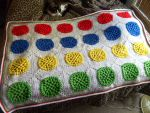 Twister Afghan by silverwordz