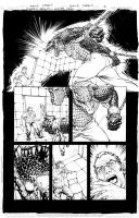 Killer Croc Page 3 by davidyardin