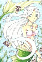ACEO Card -- #1 by Shiroiyuki3