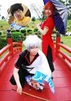 Gintama movie tribute by gk-reiko
