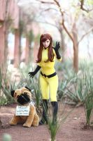 Crystal and Lockjaw by DefyingHell