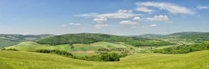 Landscape of Hills by FilipR8
