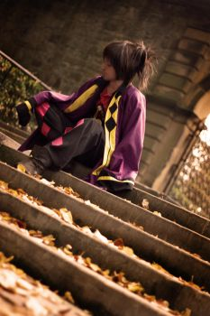 Tales of Vesperia: Pause for Thought by felixize