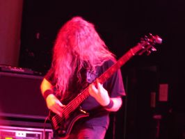 Conquering Dystopia Live 5/29/14 by metalheadrailfan