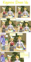 Kagamine Dress Up by false-prophetess