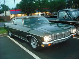 1970 Caprice by Shadow55419