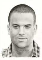 Mark Salling by MeikeZane
