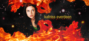 Katniss - The Hunger Games 2 by survivekaleidoscope